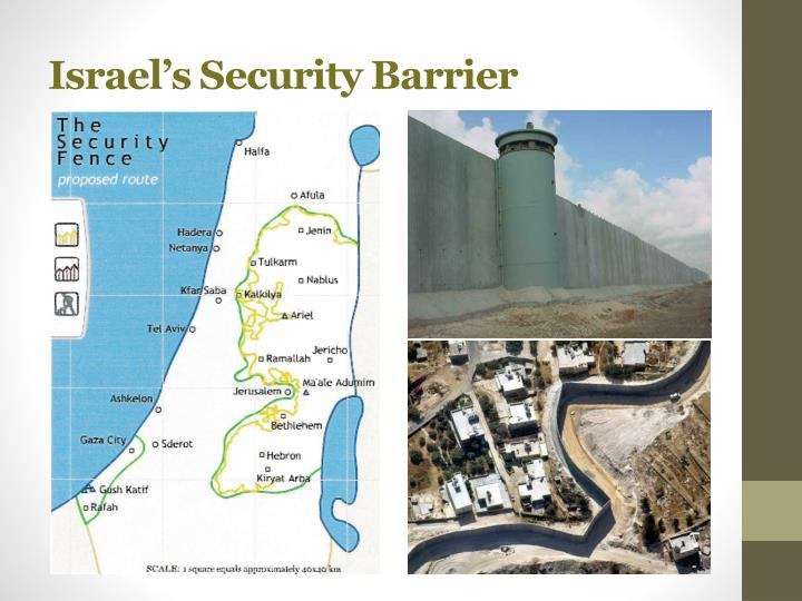 Israel's Security Barrier