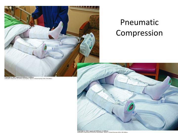 Pneumatic Compression