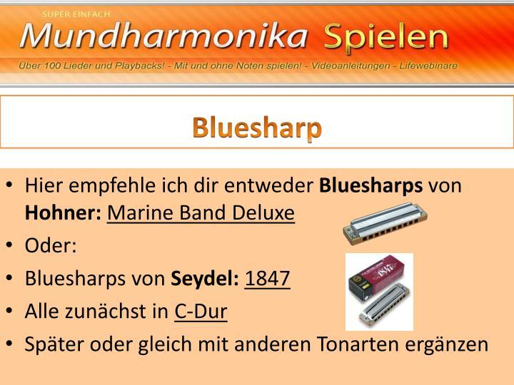 Bluesharp