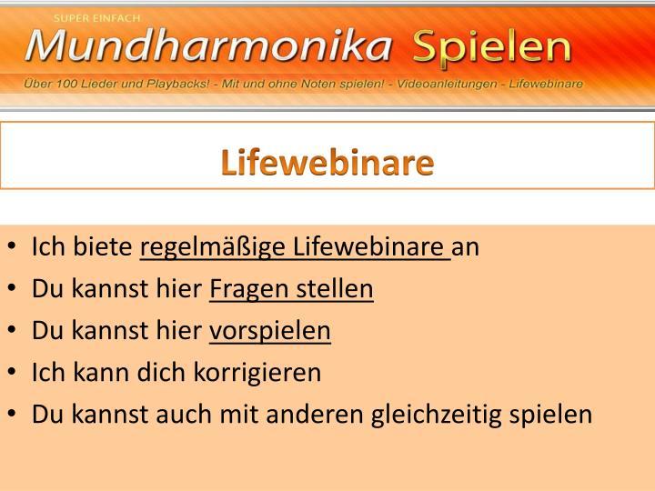Lifewebinare