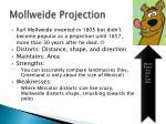 mollweide projection