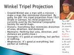 winkel tripel projection