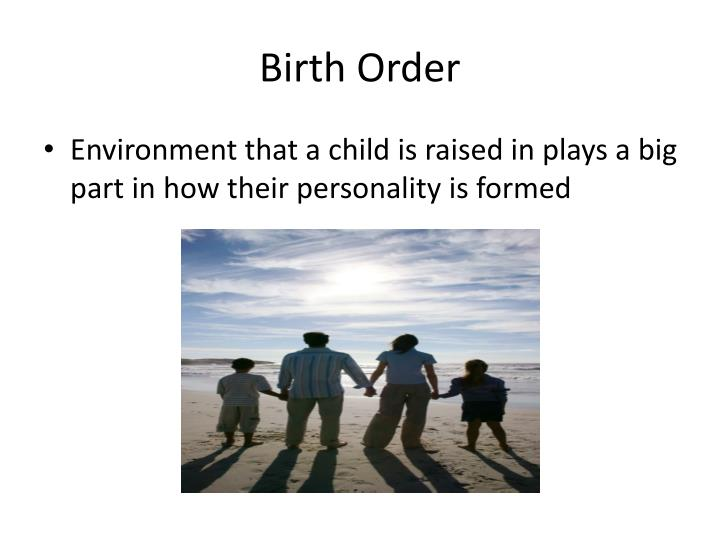 birth order affecting relationships Throughout recorded history, birth order has affected diverse aspects of social, political, and economic life, and this influence continues to manifest itself today in toni falbo (1981) observed a significant relationship between birth order and competitiveness first and middle children scored significantly.