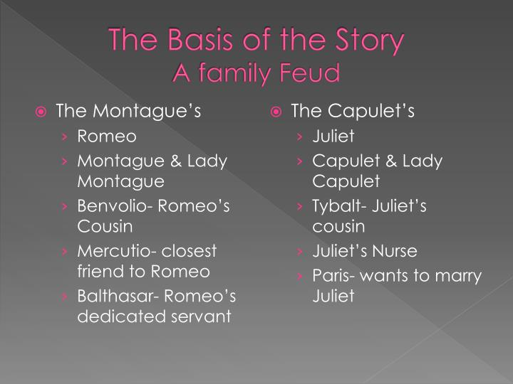 lady capulet monologue Category: romeo and juliet essays title: capulet is to blame in william shakespeare's romeo and juliet.
