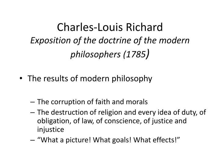 Charles-Louis Richard