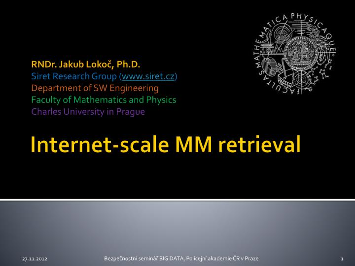 internet scale mm retrieval n.