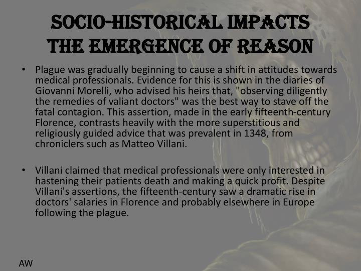 Socio-Historical Impacts