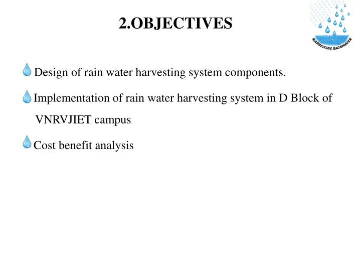 2.OBJECTIVES