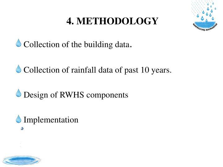 4. METHODOLOGY