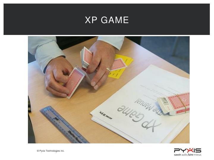 XP GAME