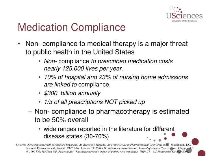 Medication Compliance