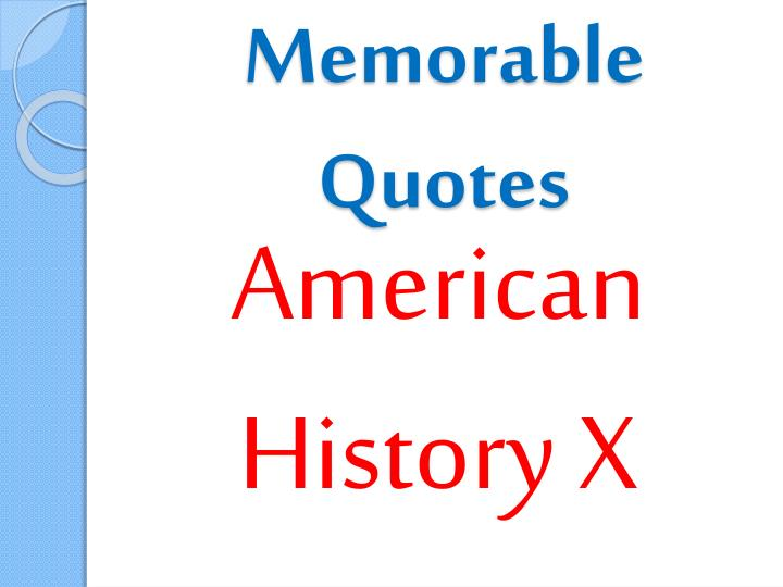 memorable quotes n.