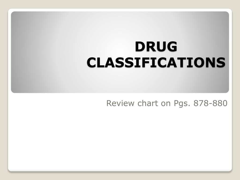 PPT - Pharmacology PowerPoint Presentation - ID:1925853