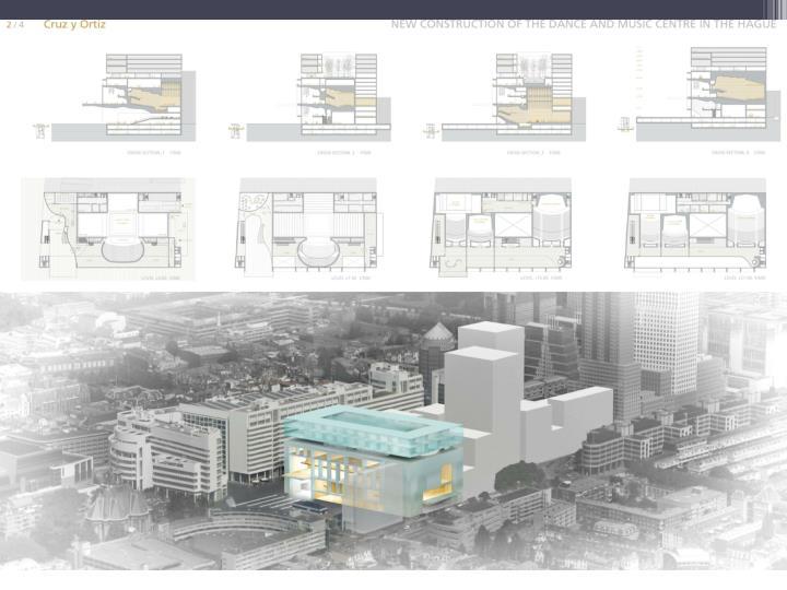 An lise dos elementos pict ricos de um projeto de arquitetura e urbanismo