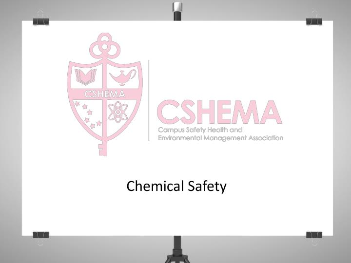 PPT - Chemical Safety PowerPoint Presentation - ID:1926208