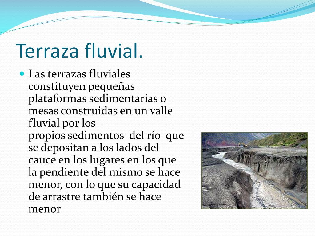 Ppt Modelo Fluvial Powerpoint Presentation Free Download