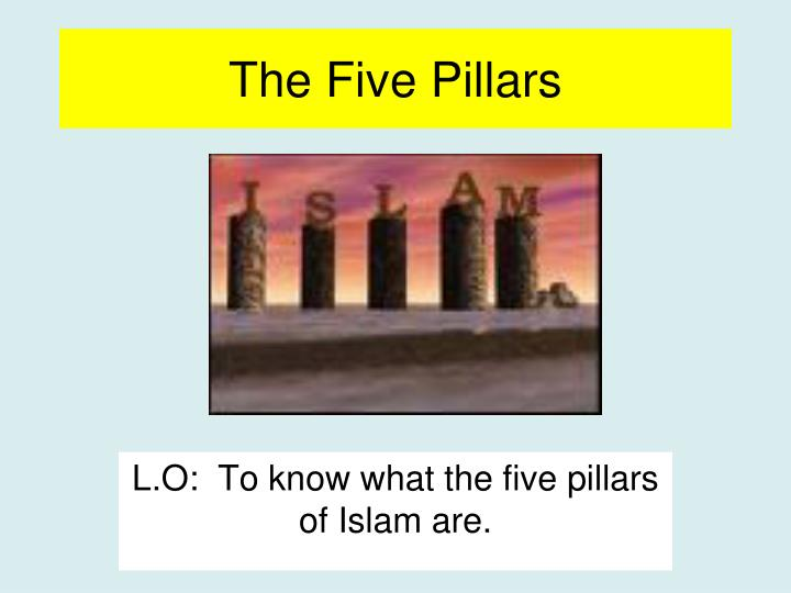 which of the five pillars do you feel would be easiest to fulfill Essay instructions: this assignment is for gail perry background: according to mcinerney, 2003 a muslim believer lives a life in submission to god the basis for such a life is found in the five pillars of faith.