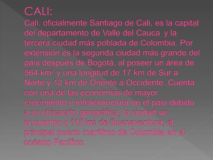 CALI: