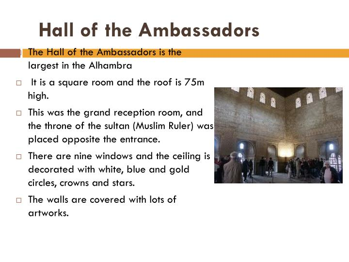 Hall of the
