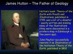 james hutton the father of geology