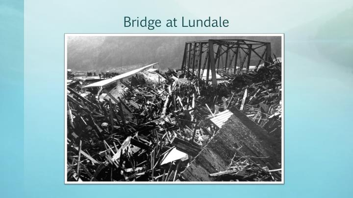 Bridge at Lundale