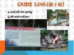 crisis ling