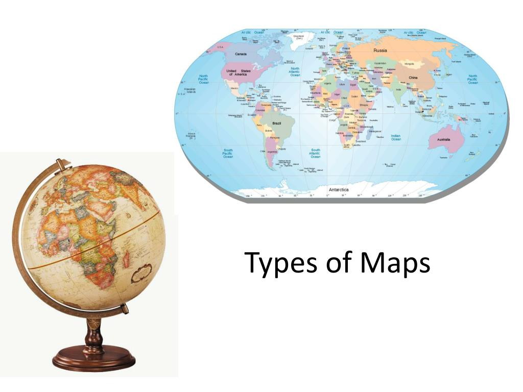 PPT - Types of Maps PowerPoint Presentation - ID:1931272 Different Types Of Maps Powerpoint on
