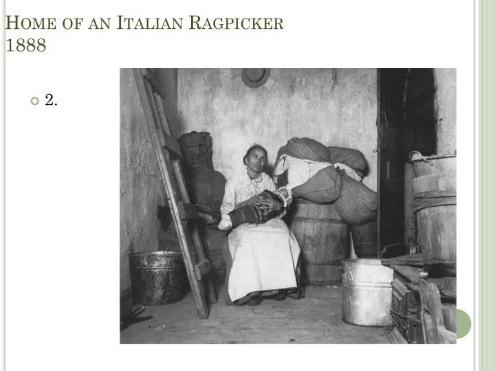 Home of an Italian