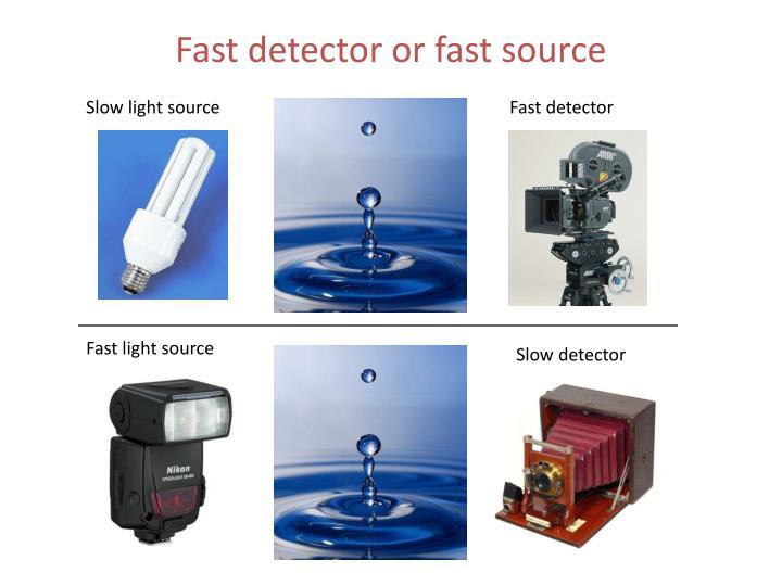 Fast light source