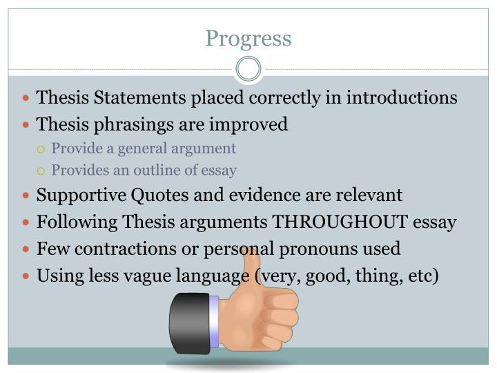 essay support thesis Thesis/support essays convey a central idea clearly and succinctly because thesis/support essays open up and expand upon a single main point, they're suited to short.