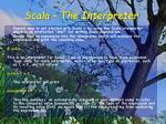 scala the interpreter