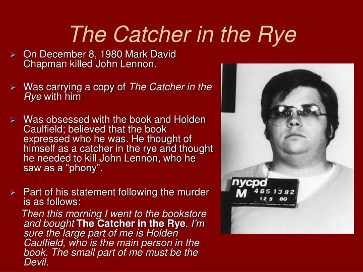 an overview of the value of perspective in catcher in the rye by j d salinger Catcher in the rye: authors value and  the perspective from which this book is written is first person  salinger, j d the catcher in the rye boston.