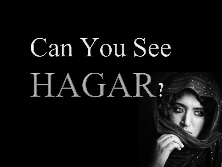 Can you see hagar