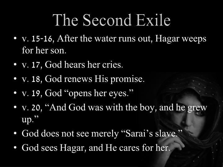 The Second Exile