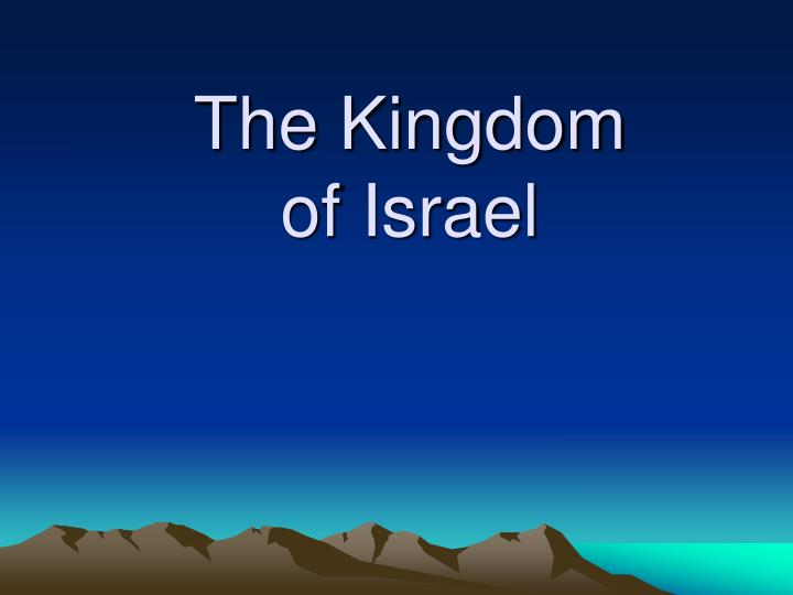 what is meant by the kingdom The kingdom of heaven will be established when the king shall come in power and might and glory, to take dominion in and over and throughout the this is the kingdom of god in the earth it is the church of jesus christ of latter-day saints its purpose is to bring salvation and exaltation to both the.