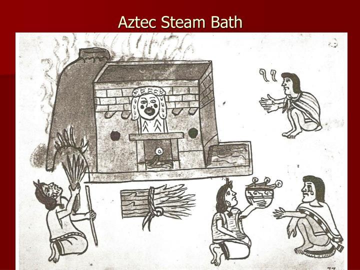 Aztec Steam Bath