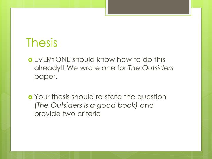 your thesis should reflect the The write my thesis statement resources involve choosing a dedicated writing professional to listen to your writing requirements and work through the thesis statement creation process with you from start to finish.