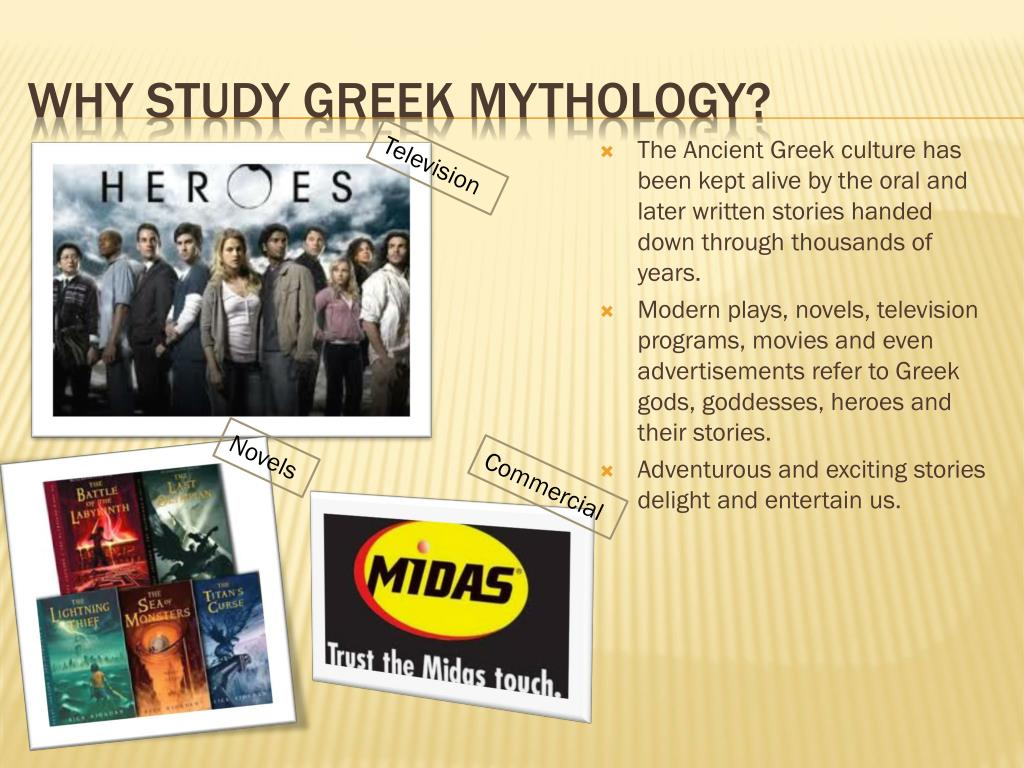 PPT - Introduction to Greek mythology PowerPoint Presentation - ID