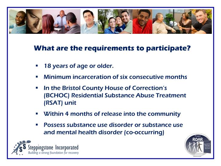 What are the requirements to participate?