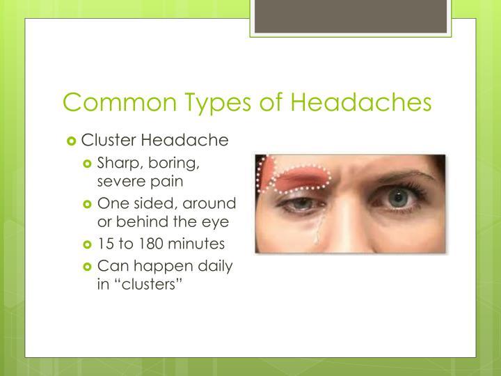 Ppt Headaches Amp Their Remedies Powerpoint Presentation