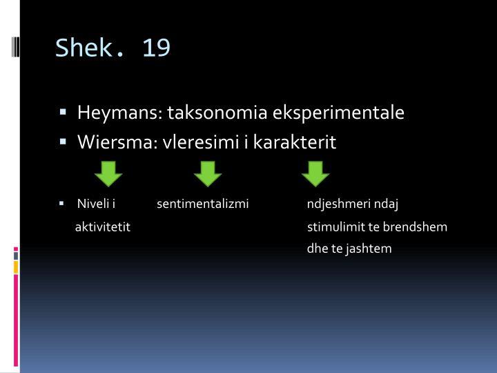 Shek. 19