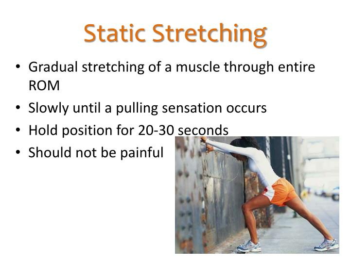 Static Stretching