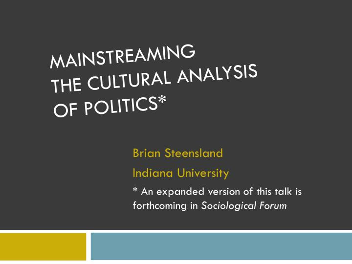 an analysis of a cultural or 2 overview• analyses the approaches to culture, or culture theories• studies the relation between the activities in that organization• inspects the three levels of culture with reference to selective tradition• reads the social character of a period through the activities 3 keywords ideal, documentary, social.