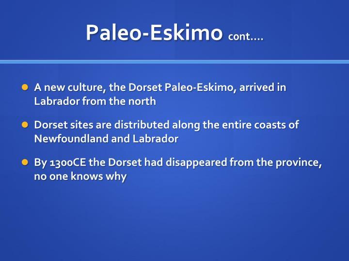 Paleo-Eskimo