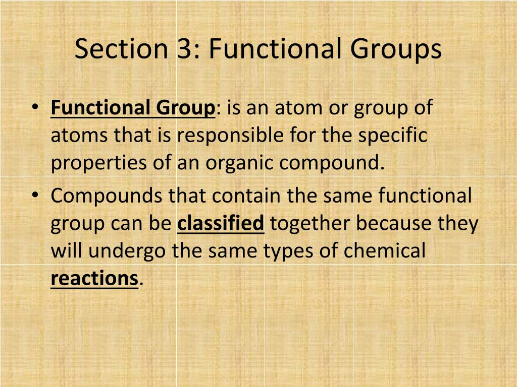 PPT - Ch 22: Organic Chemistry PowerPoint Presentation - ID