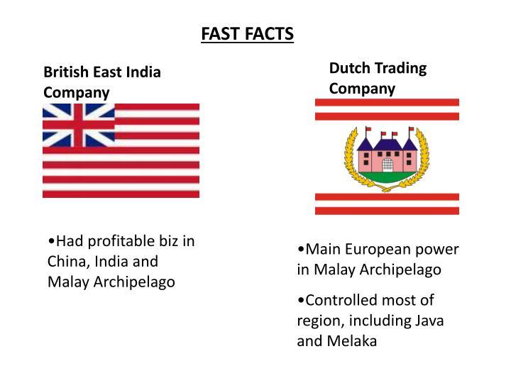 Dutch Trading Company
