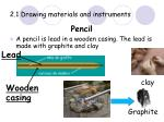 2 1 drawing materials and instruments1