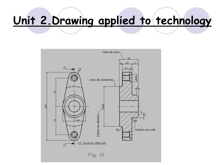 unit 2 drawing applied to technology