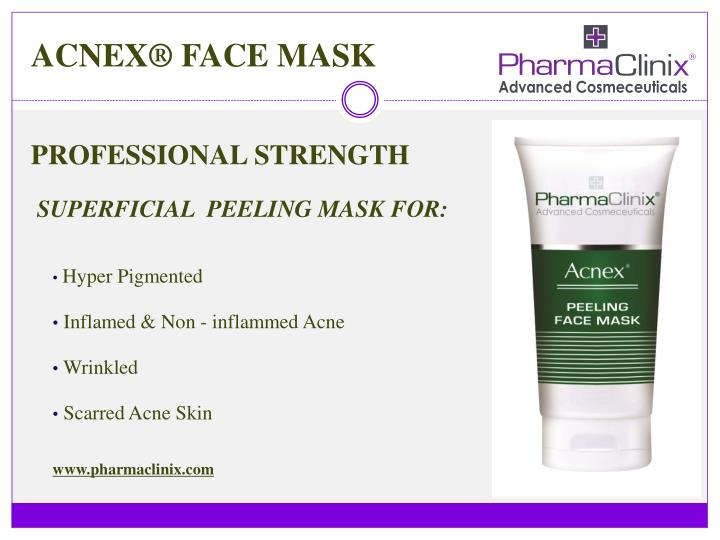 acnex face mask n.