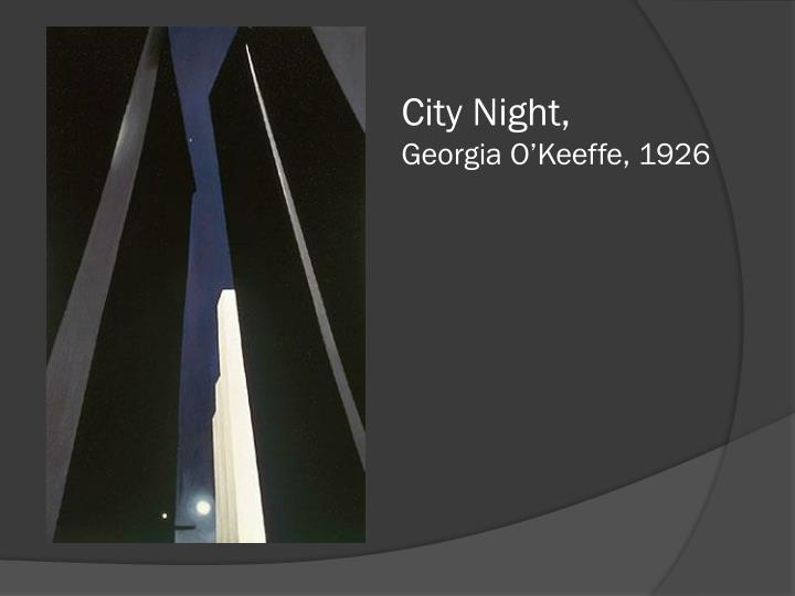 City Night,